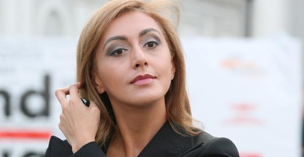Екатерина Мцитуридзе: личная жизнь